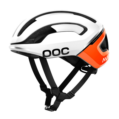 POC - OMNE AIR SPIN - Casco de ciclismo zink orange avip