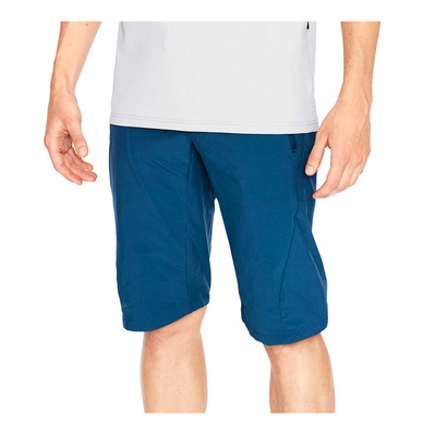 POC - ESSENTIAL - Short Homme calcite blue