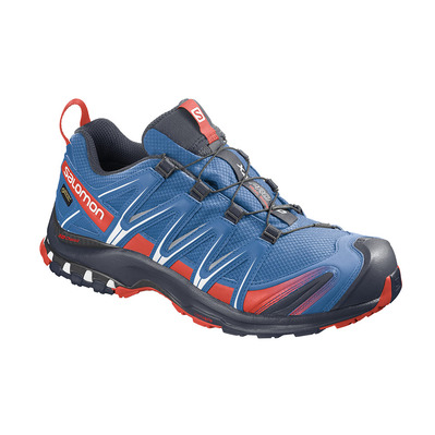 SALOMON - Shoes XA PRO 3D GTX Imperial B/Navy Blaz Homme Imperial B/Navy Blaz