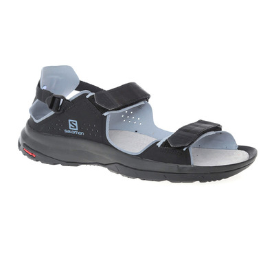 SALOMON - TECH FEEL - Sandals - Men's - black/flint/black