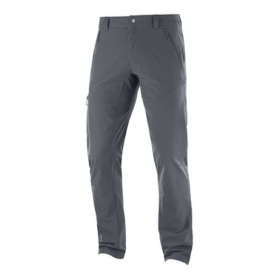 SALOMON - WAYFARER TAPERED - Pantaloni Uomo ebony