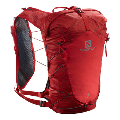SALOMON - XA 15L - Sac à dos goji berry/ebony