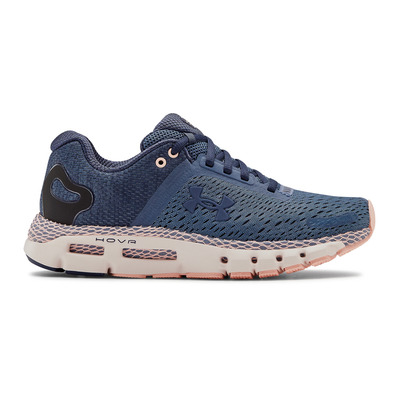 UNDER ARMOUR - HOVR INFINITE 2 - Chaussures running Femme hushed blue/peach frost/blue ink