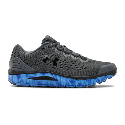UNDER ARMOUR - CHARGED INTAKE 4 EXO - Zapatillas de running hombre pitch gray/water/black