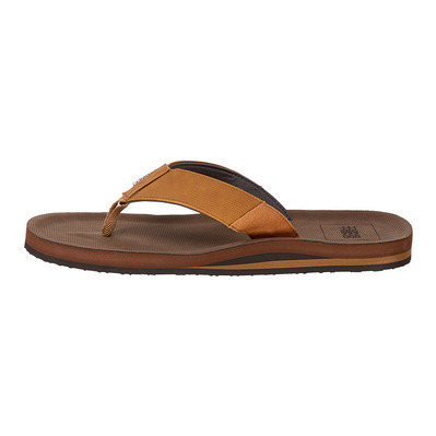 FM CHAD - Tongs Homme deep taupe