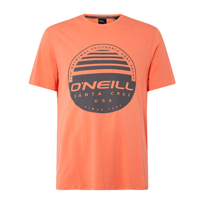 LM O'NEILL HORIZON - Tee-shirt Homme burning or