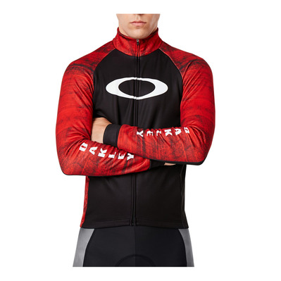 OAKLEY - CYCLING AERO - Veste Homme fired forest p