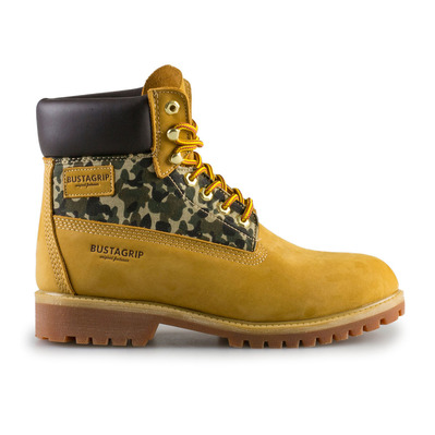 KING PREMIUM - Boots Homme yellow/camo
