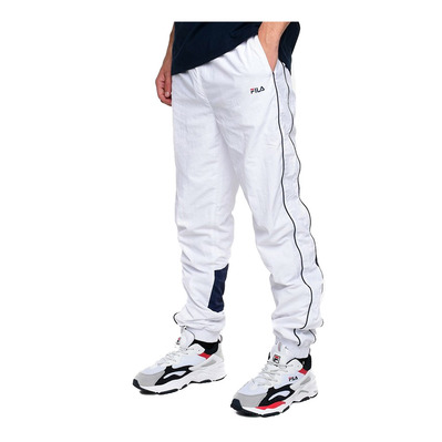 687024 TALMON - Jogging Homme bright white/black iris