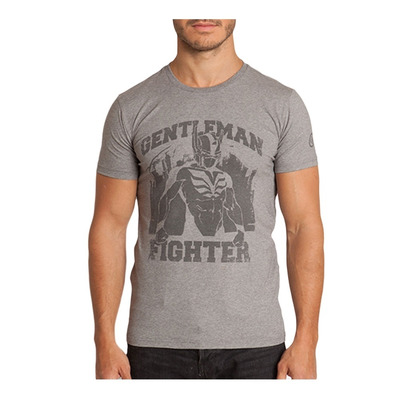 Gentleman Fighter HERO - Tee-shirt Homme gris