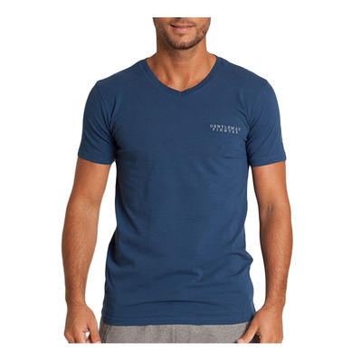Gentleman Fighter VERONE - Tee-shirt Homme bleu