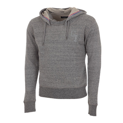 Gentleman Fighter VISCONTI - Sweat Homme gris chiné