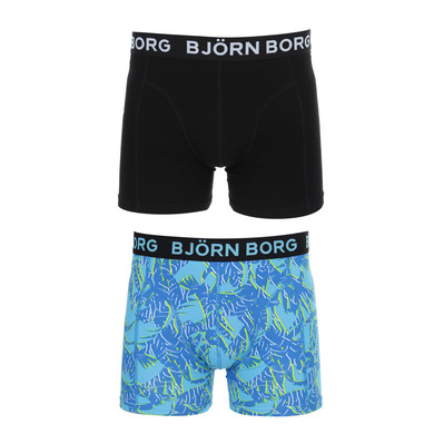 TROPICAL - Boxers x2 Homme aquarius
