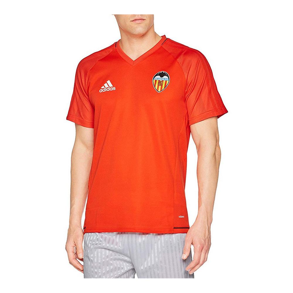 adherirse Médico Comprensión  ADIDAS Adidas VALENCIA CF TRG - Maillot Homme red - Private Sport Shop