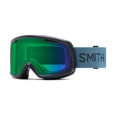 RIOT - Masque de ski Femme petrol/chromapop everyday green mirror