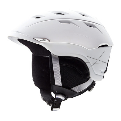 SEQUEL - Casque ski matte white