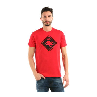 BLACKLOGO - Tee-shirt Homme red