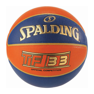 TF33 IN/OUT - Balón de baloncesto orange/blue