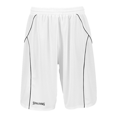 CROSSOVER - Short hombre white/black