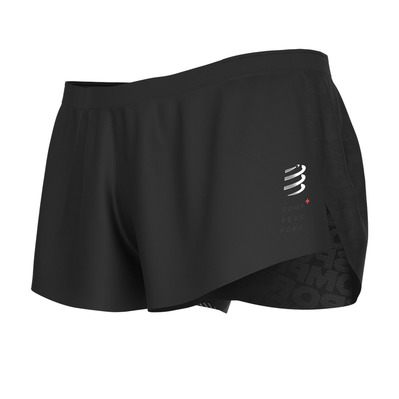 RACING SPLIT - Short hombre black