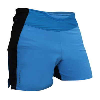 TRAIL RAIDER - Short hombre electric blue/black