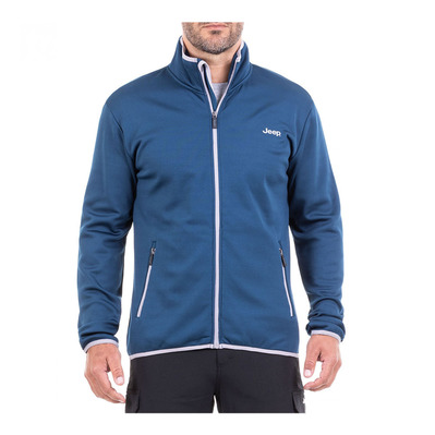 Outfiter O101145 - Sudadera hombre teal blue