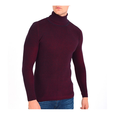 7100 - Pull Homme claret red