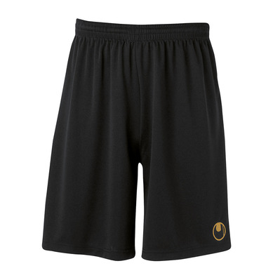 CENTER II - Short Homme black/gold