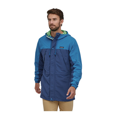 PATAGONIA - M's Recycled Nylon Parka Homme Superior Blue