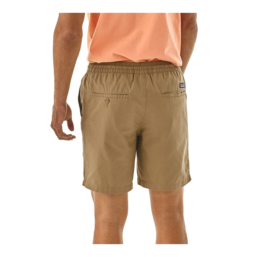 Patagonia ALL WEAR HEMP VOLLEY Short Homme mojave khaki