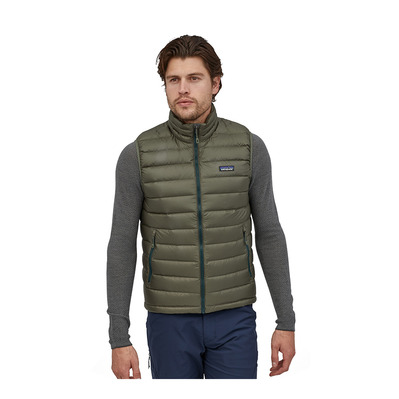 PATAGONIA - M's Down Sweater Vest Homme Industrial Green