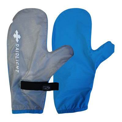 RAIDLIGHT - MP + OVERMITTS Homme BLUE/GREY
