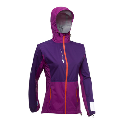 RAIDLIGHT - RESPONSIV MP + JACKET W Femme PURPLE/FUSCHIA