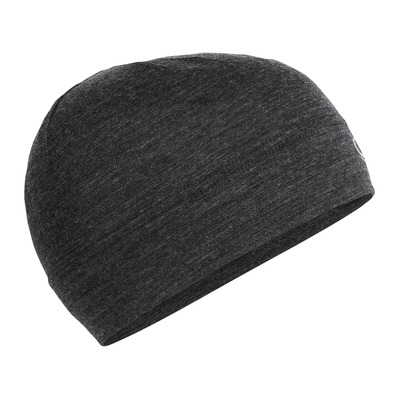 ICEBREAKER - COOL-LITE FLEXI - Bonnet black hthr