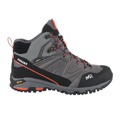 MILLET - HIKE UP MID GTX - Zapatillas de senderismo castle gray