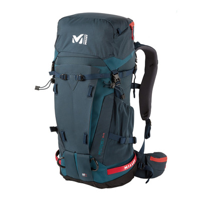 MILLET - PEUTEREY INTEGRALE 35+10L - Backpack - orion blue