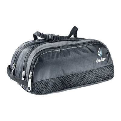 DEUTER - WASH BAG TOUR II - Trousse de toilette noir