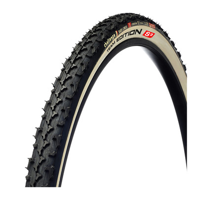 Tires BABY LIMUS - Boyau cyclocross 700x33c black/white