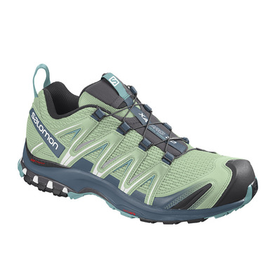 SALOMON - XA PRO 3D - Trailrunningschuhe Frauen spruce sto/indian tea
