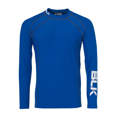 BASELAYER TOP - Maillot Homme blue