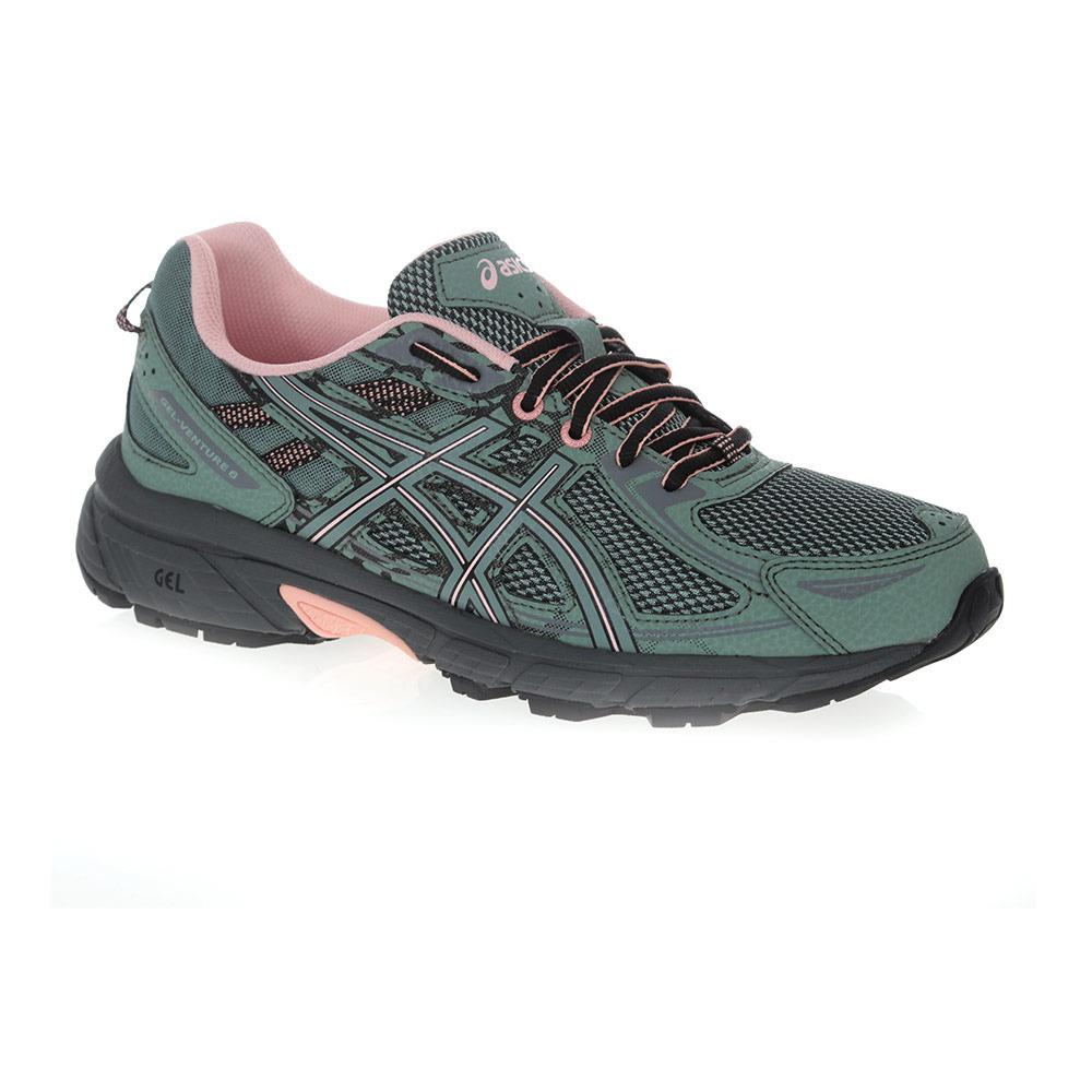 ASICS Asics GEL-VENTURE 6 - Chaussures trail Femme slate grey ...