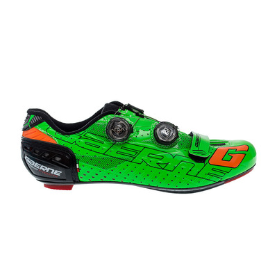 CARBON G.STILO LIMITED EDITION - Chaussures route green