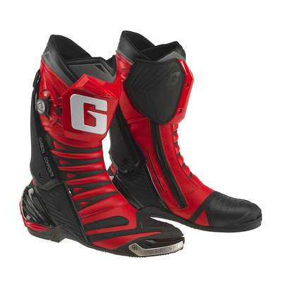 G.P1 EVO - Bottes racing red