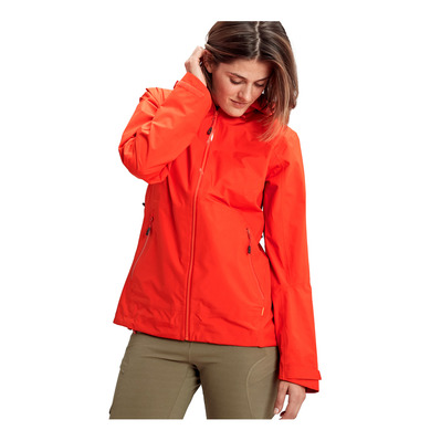 MAMMUT - Convey Tour HS Hooded Jacket Women Femme poinciana