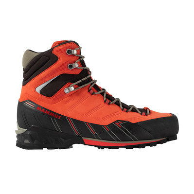 MAMMUT - KENTO GUIDE HIGH GTX - Zapatillas de alpinismo hombre spicy/black