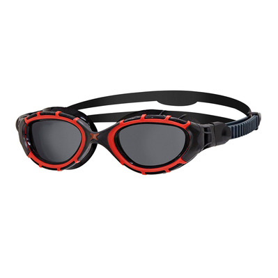 ZOGGS - PREDATOR FLEX POLARISEES TAILLE Unisexe RED/BLACK/SMOKE POLAR