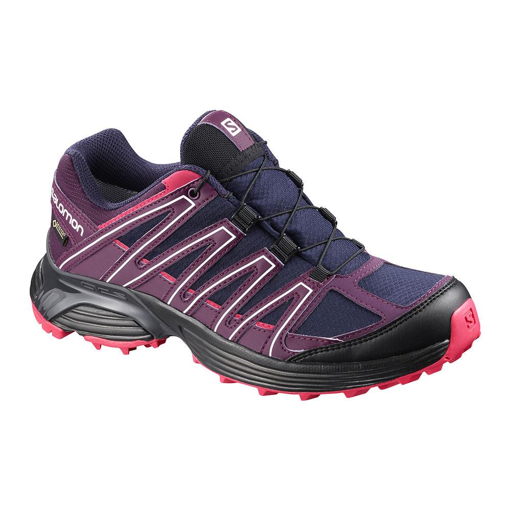 Salomon Xt Asama Gtx Chaussures de trail violet femme