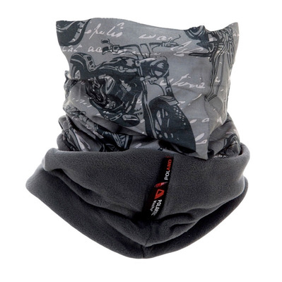 POLARTEC® TEC WIND PRO® 8 en 1 - Foulard chopper grey