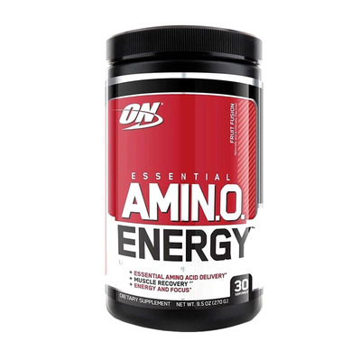 AMINO ENERGY - Acides aminés 270g cocktail de fruits