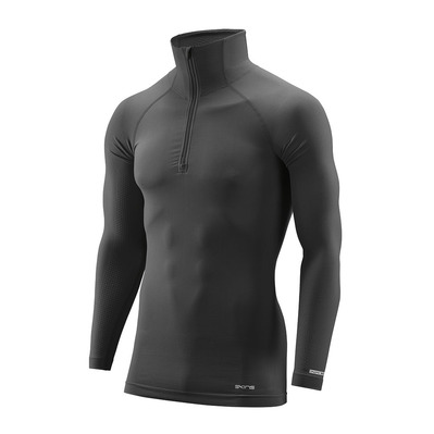 DNAMIC BASE ZIP - Maillot Homme black